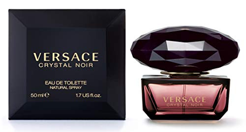 Versace Crystal Noir Acqua Profumata - 50 gr