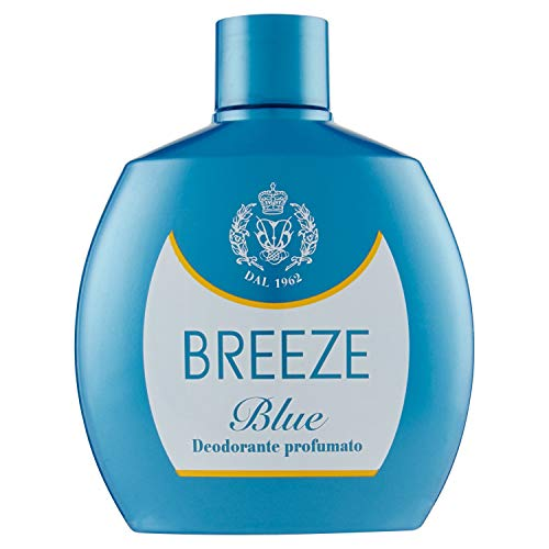 Breeze Blue Deodorante, 100ml