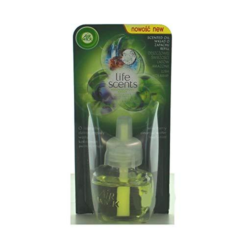 Air Wick 5900627062755 - Deodorante per ambienti, in vetro, colore: Verde