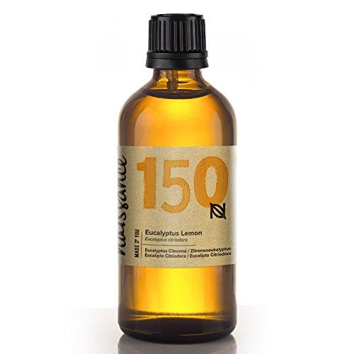 Naissance Olio di Eucalipto Citriodora – Olio Essenziale Puro al 100% - 100ml