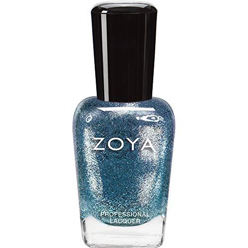 Zoya nail polish tonalità blu