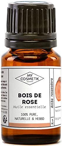 Huile essentielle de Bois de Rose - MyCosmetik - 10 ml