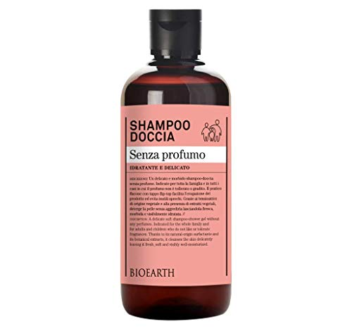 Shampoo-Doccia Senza profumo ecobio 500 ml