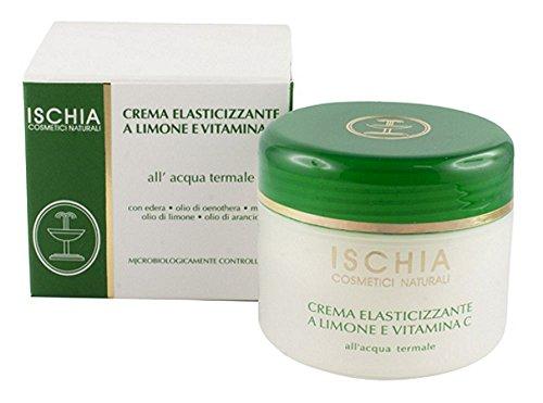 Ischia Cosmetici Naturali Crema Elasticizzante a Limone e Vitamina C - 100 ml