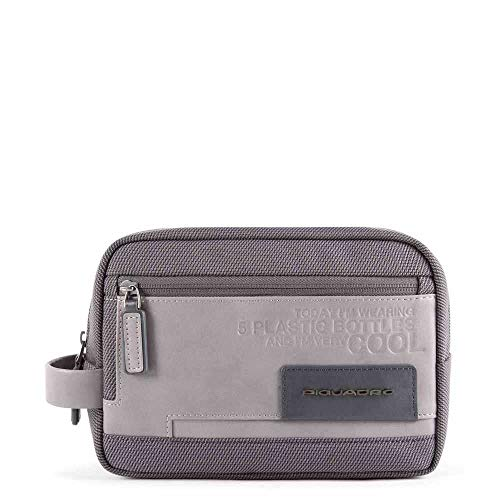 Beauty case PIQUADRO Ade Tessuto Grigio - BY1390W107-GR