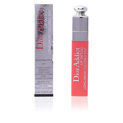Dior Addict Lip Tattoo 451-Natural Coral 6 Ml