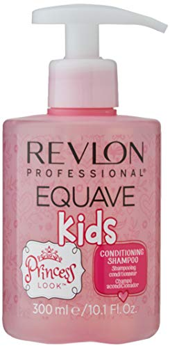 Revlon Professional Equave Kids Princess Conditioning Shampoo Delicato Capelli Bambina - 300 ml