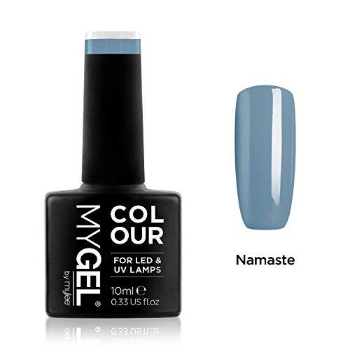 Smalto MyGel, da MYLEE (10ml) MG0055 - Namaste UV / LED Nail Art Manicure Pedicure per uso professionale in soggiorno ea casa - Lunga durata e facile applicazione