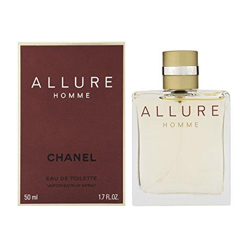 Chanel, Allure Homme - Eau de Toilette, Vaporizzatore, Uomo, 50 ml