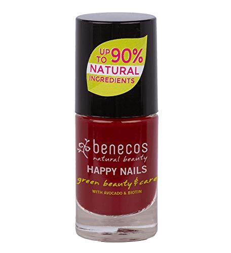 Benecos - Smalto rosso ciliegia