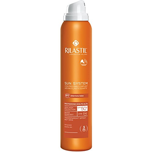 Rilastil Sun Sys Ppt 50+ Transparent - 200 ml