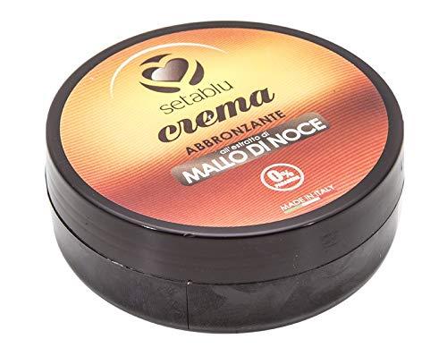 SETABLU Crema abbronzante al mallo di Noce 571838 senza parabeni 100g