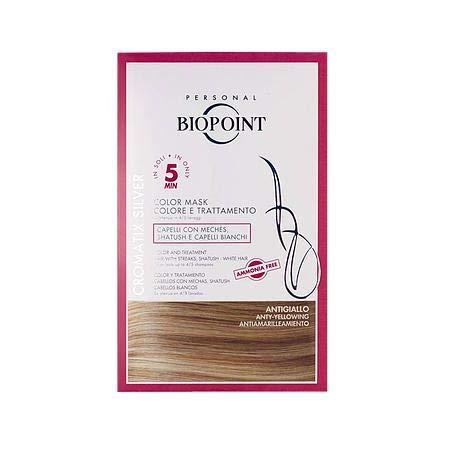 Biopoint Color Mask - Colore e Trattamento Antigiallo - 30 ml