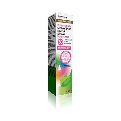 Arkofarm Spray Purificante Aria con 50 Oli Essenziali - 200 ml