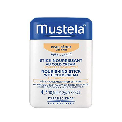 Mustela Stick Nutriente alla Cold Cream per Labbra e Guance - 9.2 g