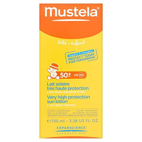 Mustela Latte Solare - 100Ml