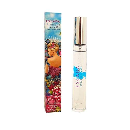 Escada, Limited Edition Turquoise Summer, eau de toilette spray, 7,4 ml (lingua italiana non garantita)