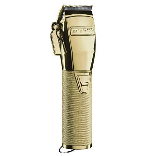 Babyliss Pro FX-8700 Barber Clipper tagliacapelli Oro, 1500 g