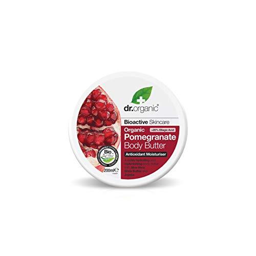 Dr. Organic Pomegranate Body Butter - Burro Corpo 200 ml