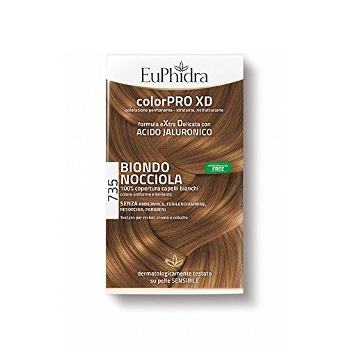 Euphidra ColorPro XD, 735 Biondo Nocciola - 70 gr