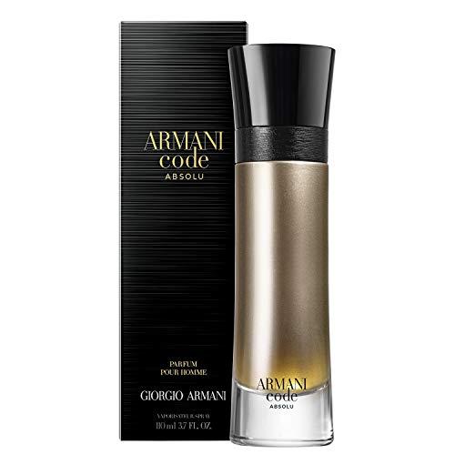 Armani Giorgio Armani Eau De Parfum, color Chiaro, 110 ml