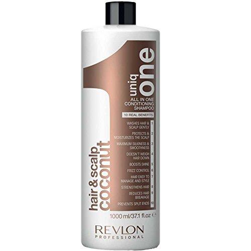 Revlon Uniq One Coconut Shampoo - 1000 ml