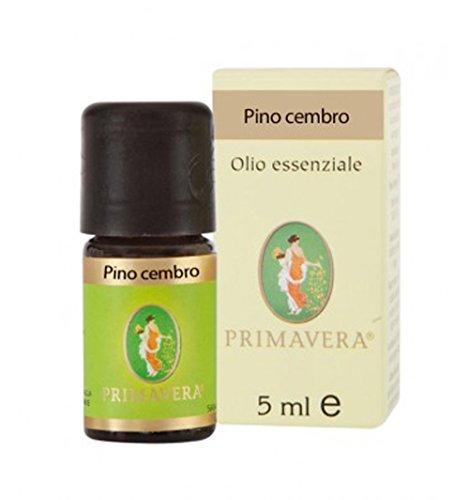 Flora Olio Essenziale di Pino Cembro - 5 ml