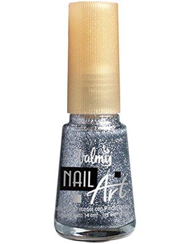 Smalto decorativo Nail Art #05 argentato