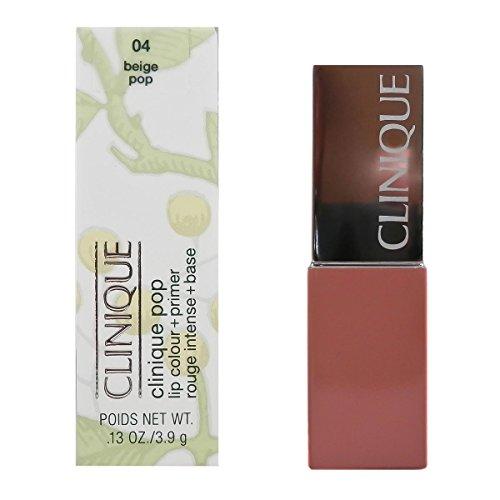 Clinique Rossetto, Pop Lip Color, 3.9 gr, 04-Beige Pop