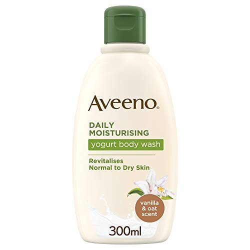 Aveeno Bagno Doccia Yogurt Vaniglia - 300 ml