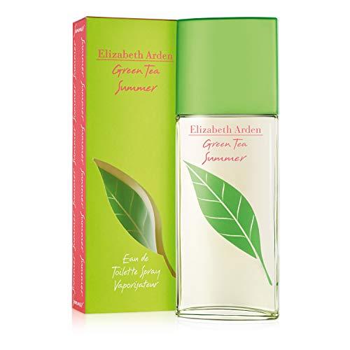 Elizabeth Arden, Green Tea Summer, Eau de Toilette spray da donna, 100 ml