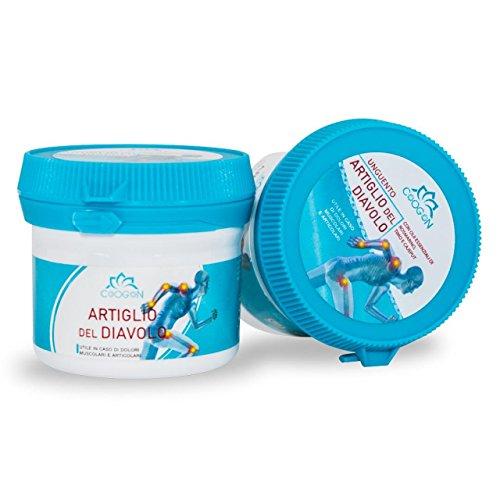 UNGUENTO ALL'ARTIGLIO DEL DIAVOLO (50 ml) CHOGAN