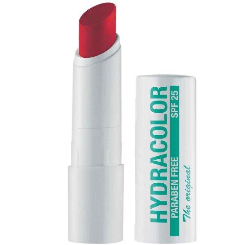 Hydracolor Balsamo labbra/rossetto SPF 25, colore 46rosso mattone