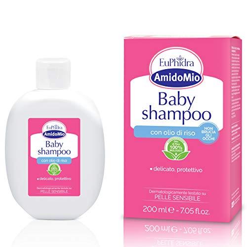 EUPHIDRA AmidoMio Baby shampoo, 200 ml
