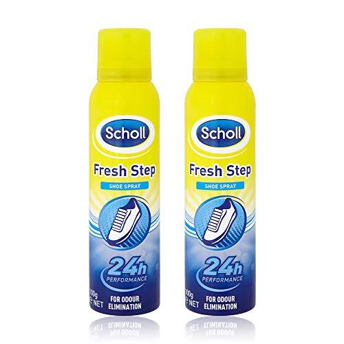 Fresh Step Shoe Spray 150ml x 2