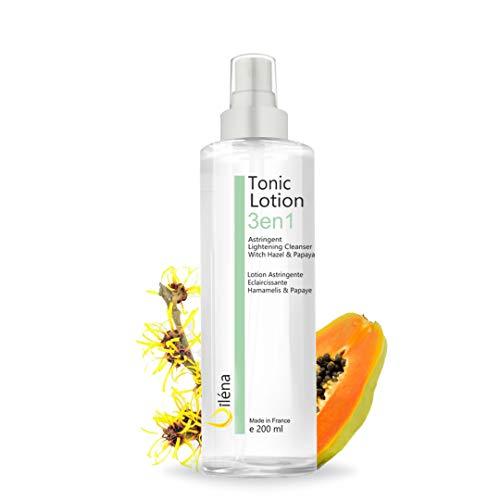 STRUCCANTI VISO - LOZIONE Tonico astringente purificante con Hamamelis 200 ml Lozione fresca e leggera, specifica per pelli grasse, miste ed impure