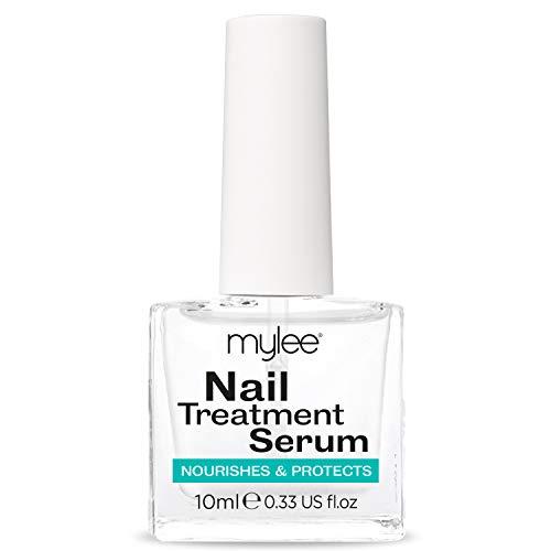 Mylee Nail Treatment Serum, 10ml – Olio naturale per unghie e cuticole – Rafforza, ripara e favorisce la crescita sana delle unghie