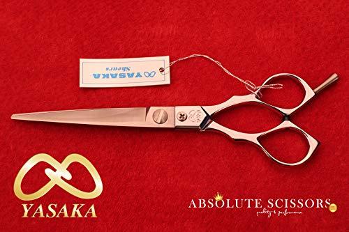 Forbici Da Parrucchiere Yasaka M60 Taglia 6 pollici Cobalto ATS314 fatto in Giappone