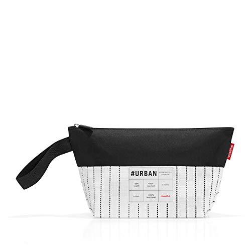 Reisenthel urban Beauty Case, 36 cm, 5 liters, Multicolore (Black White)