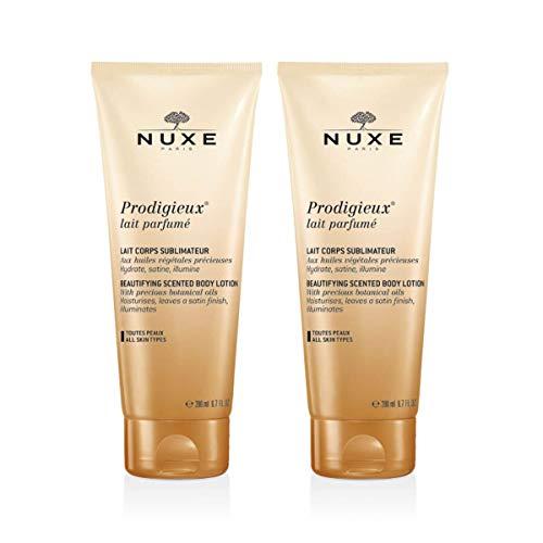 Latte Per Sublimazione Profumata Nuxe Prodigieux Per Il Corpo 2x200 Ml