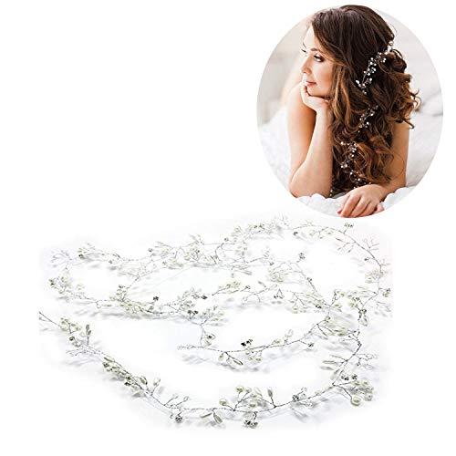 inherited accessorio per capelli,forcine sposa accessori per capelli accessorio nuziale gioielli capelli fascia capelli ragazza fascia per capelli argento da sposa o damigella