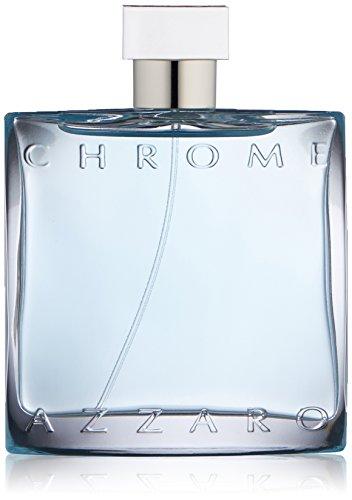 Azzaro Chrome Eau De Toilette Uomo, 100 ml