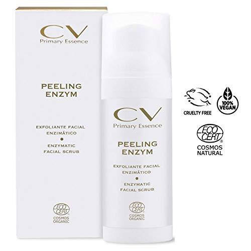 Cv Primary Essence, esfoliante per il viso enzimatico ecologico Peeling enzimatico ecologico certificato da Ecocert.
