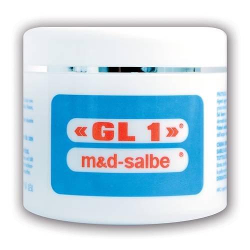 Crema Per Le Mani E Piedi Protettiva Gl1 M&D Salbe Barattolo 250Ml
