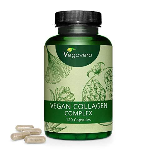 COLLAGENE Vegetale Vegavero® | per PELLE e ARTICOLAZIONI | 120 o 270 capsule | Vegan