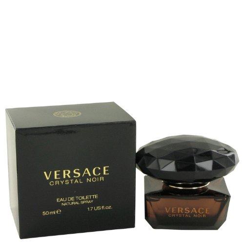 Versace Crystal Noir Perfumed Deodorant Nat. Spray Gianni Crystal Noir Crystal Noir Edt Vapo - 50 ml