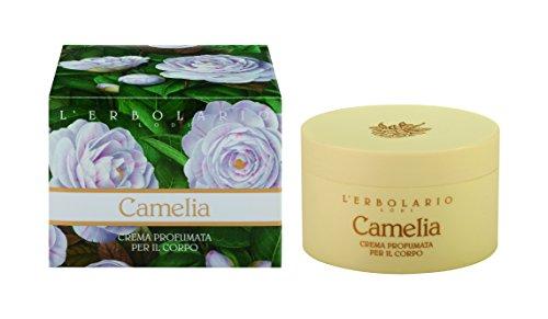 L'Erbolario Camelia, Crema profumata per il corpo, 200 ml