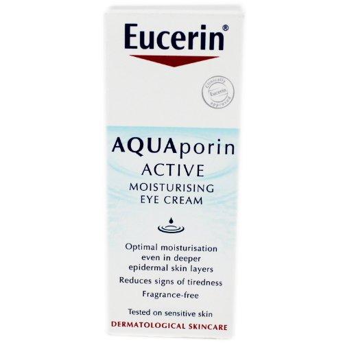Aquaporin da Eucerin Attivo Idratante Crema Contorno Occhi 15ml