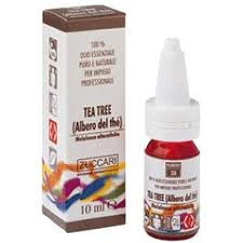 ZUCCARI olio essenziale Tea tree (Albero del thè)