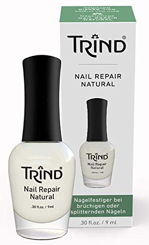 TRIND NAIL REPAIR NATURAL RINFORZANTE LUCIDO PER UNGHIE NAILS ART - OCCHIO AL PREZZO !